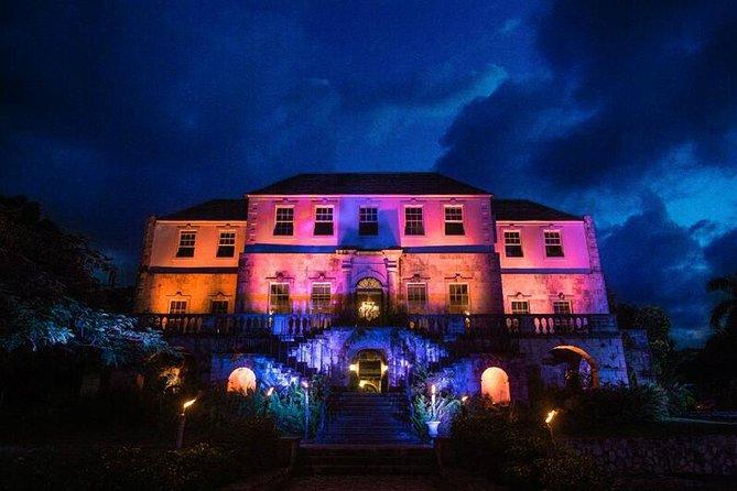 Luminous Lagoon & Rose Hall Haunted Night Tour from Montego Bay