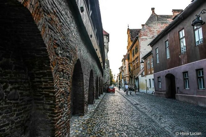 Private Day Trip to Sighisoara, Viscri and Rupea Fortress from Brasov