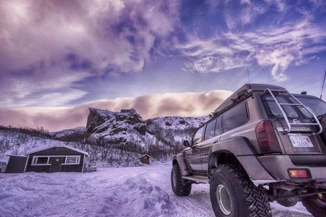 Thorsmork by Super Jeep with Optional Hike