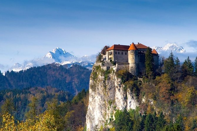 Bled Castle and Vintgar Gorge Half Day Trip