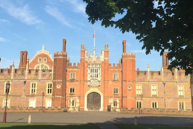 Hampton Court Palace Grounds Bike Tour