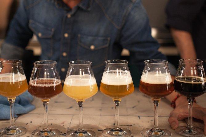 Paris Historical Craft Beer Walking Tour with Tasting