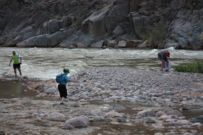 Full-Day Inner Canyon River Tour to the Bottom of Grand Canyon