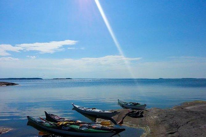 Archipelago Sea Kayaking Day, Mondays