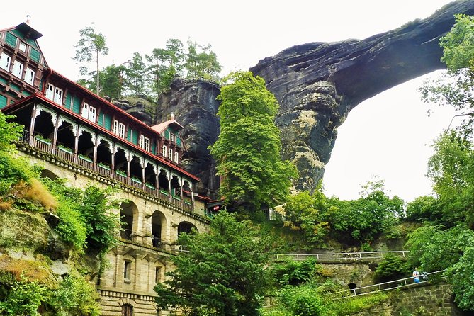 Hiking in Bohemian Switzerland - a day trip from Prague