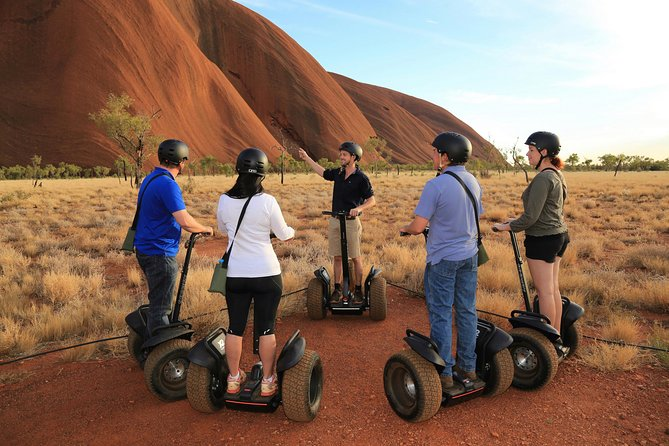 Uluru By Segway - Self Drive your Car to Uluru