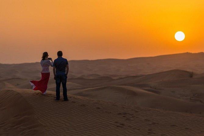 Red Dunes Desert Safari with BBQ Dinner