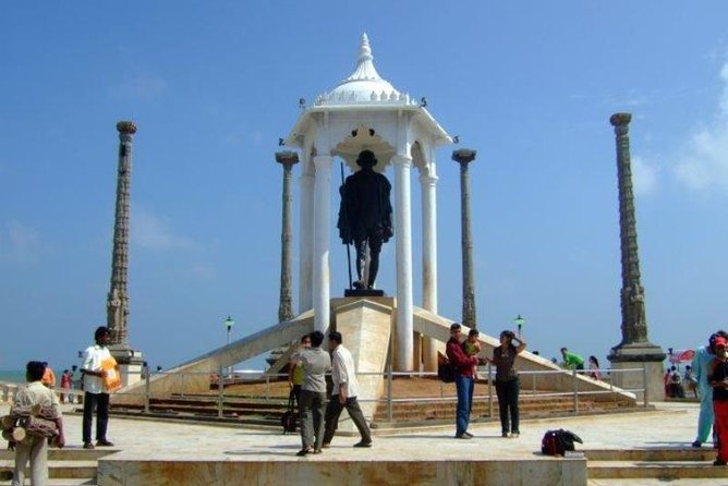 Cultural Day Tour of Pondicherry and Auroville with Lunch