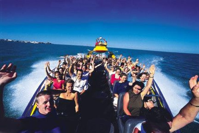 30 Minute Lake Michigan Speedboat Ride