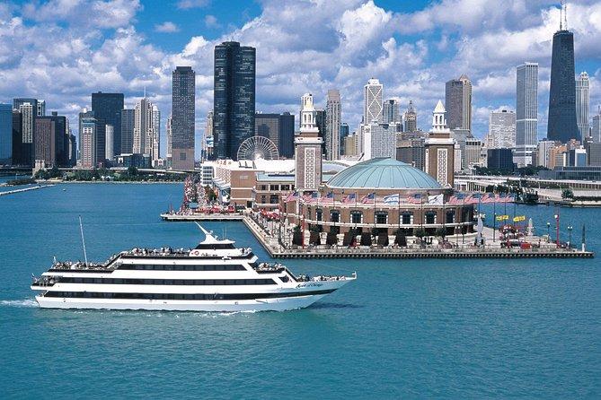 Chicago Sunset Dinner Cruise on Lake Michigan