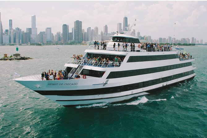 Chicago Lunch Cruise on Lake Michigan