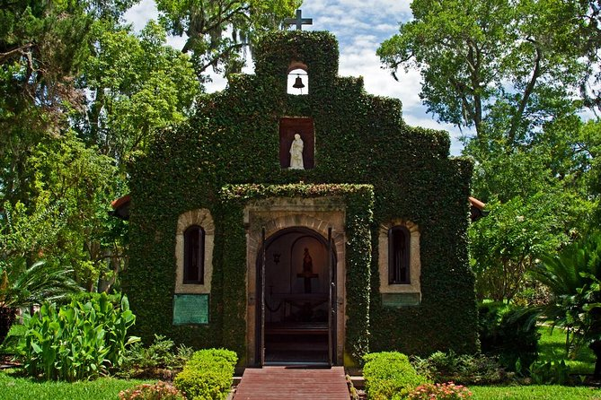 Discover St Augustine: Attractions Pass with Hop-On Hop-Off