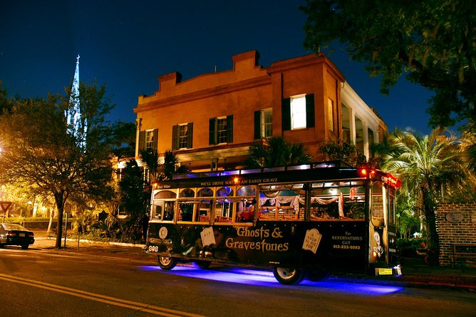 Key West Ghosts and Gravestones Trolley Tour