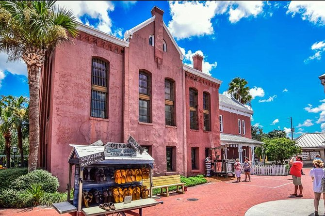 St. Augustine History Museum Admission