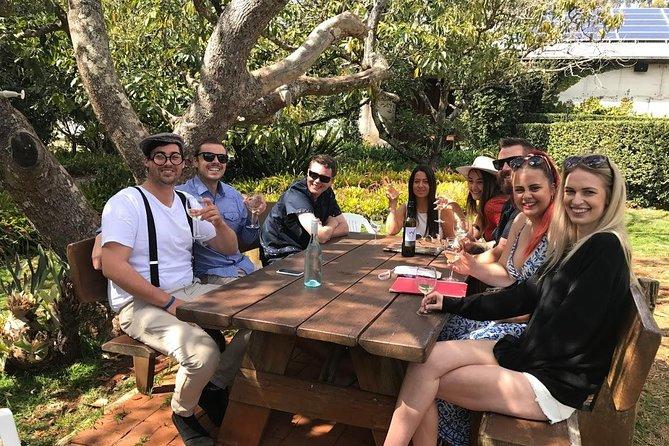 Private Full Day Wine Tour from Brisbane to Tamborine Mountain