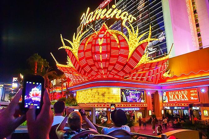 Big Bus Las Vegas Hop-On Hop-Off Open Top Tour