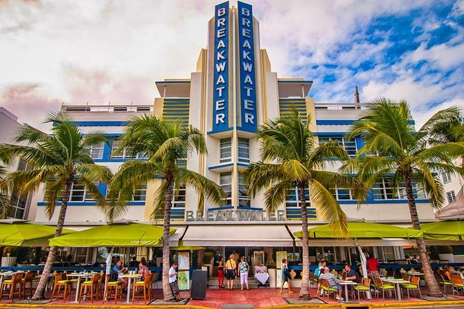 Miami South Beach Art Deco Walking Tour