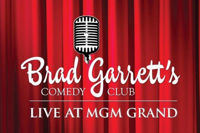 Brad Garrett's Comedy Club at MGM Grand Hotel and Casino