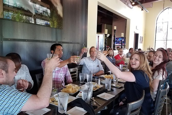Dallas' Best Tacos and Margaritas Coach Tour