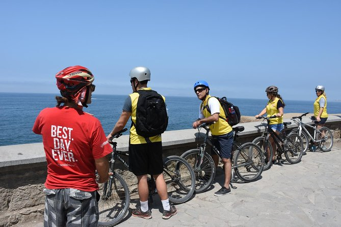Small-Group Lima Coast Bike Tour