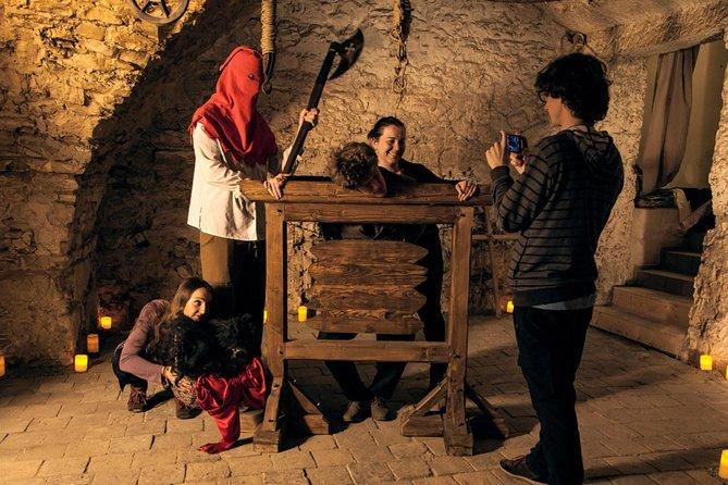 Prague Ghosts, Legends, Medieval Underground and Dungeon Tour
