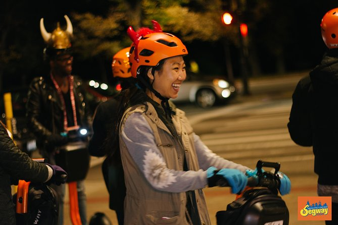 2-Hour Haunted Segway Tour of Chicago