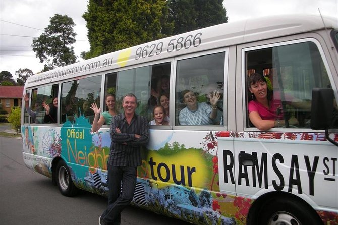 """The Official """"Neighbours"""" Tour of Ramsay Street"""