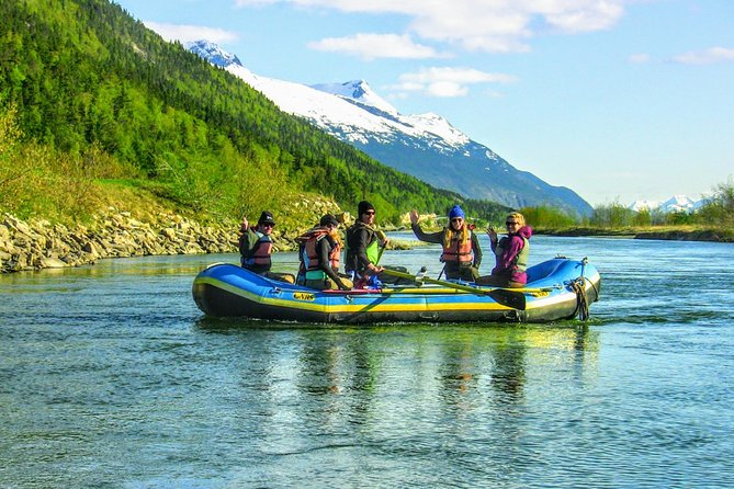 Skagway Shore Excursion: Scenic River Float Tour