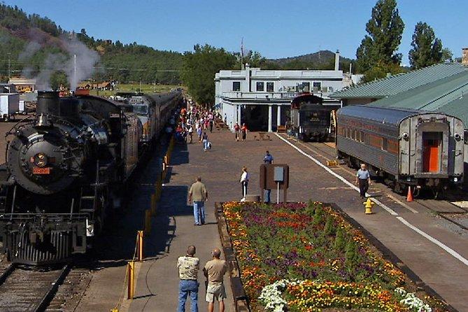 3-Day Sedona and Grand Canyon Rail Experience