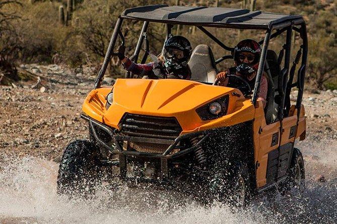 2-Hour Arizona Desert Guided Tour by UTV