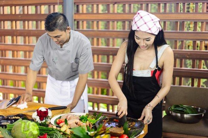 Balinese Cooking Class at The Santai Umalas Kerobokan