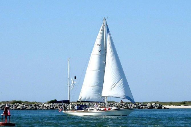 Sunset Sail Tour