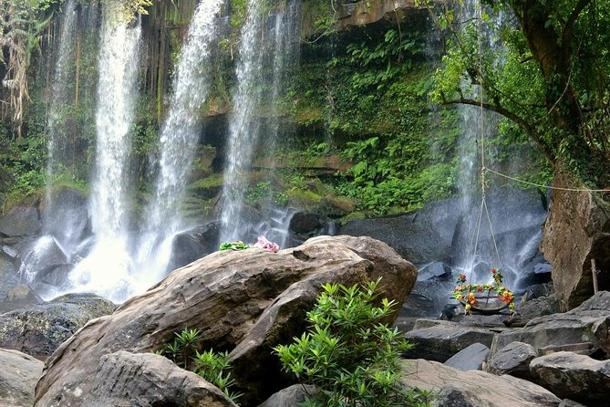 Phnom Kulen National Park Admission Ticket
