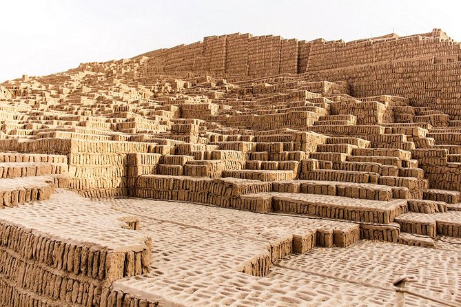 Half-Day Private Tour to Huaca Pucllana and Huaca Mateo Salado