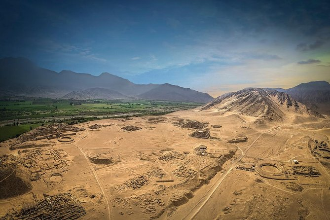 Full-Day Tour to Caral with Lunch, From Lima