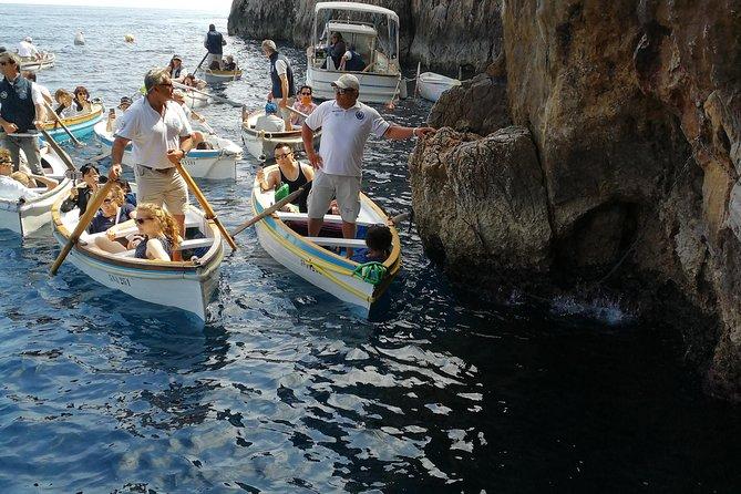 Capri and Positano Private Day Tour from Naples or Sorrento