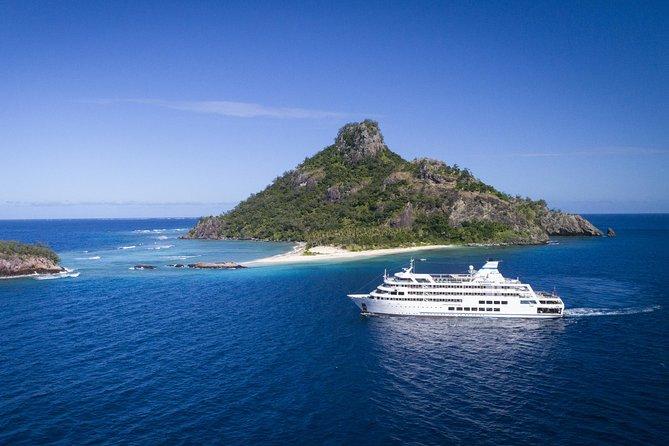 3-Night Fiji Island Cruise: Mamanuca and Southern Yasawa Islands