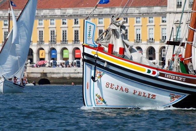 Lisbon Traditional Boats - Express Cruise - 45min