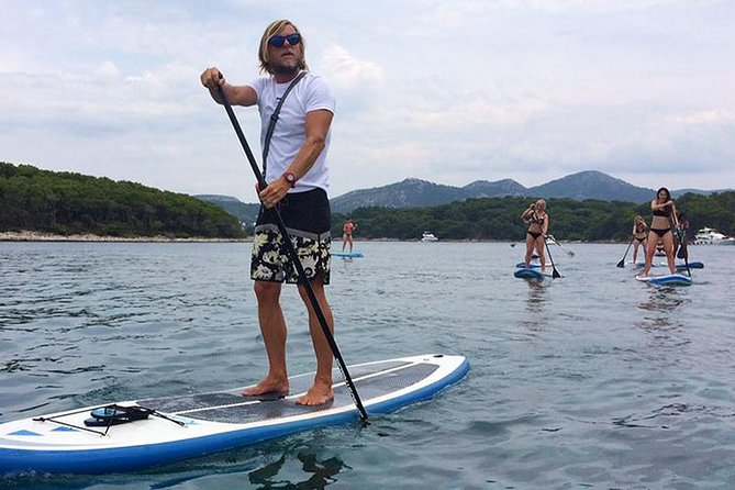 Stand Up Paddle school - learn to SUP and make your first SUP tour