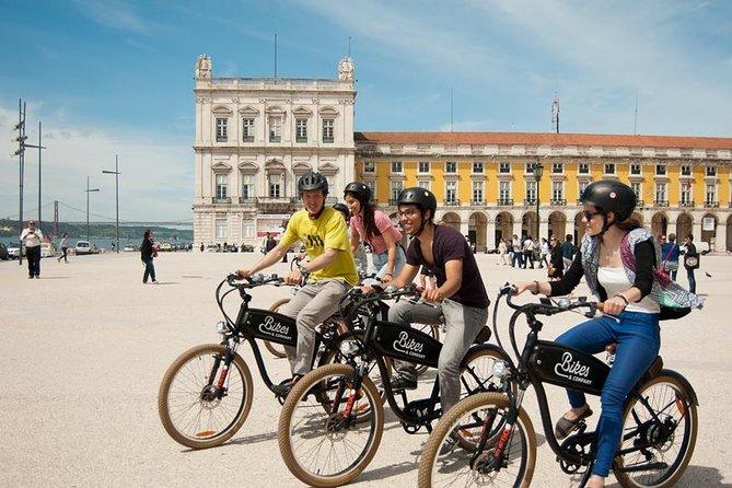 Lisbon Hills Electric Bike Guided Tour