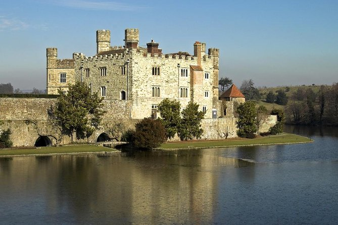 Dover Shore Excursion:Post-Cruise Tour to London via Canterbury and Leeds Castle