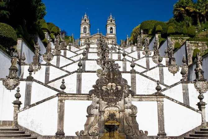 Porto: Guimarães and Braga Day Trip