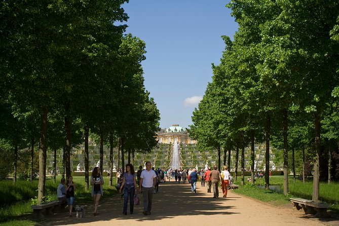 Potsdam Walking Tour from Berlin