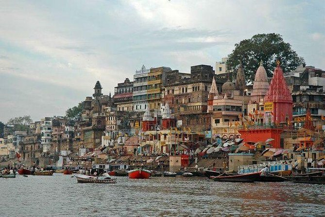 Private full day Varanasi sightseeing with Sarnath and boat Ride