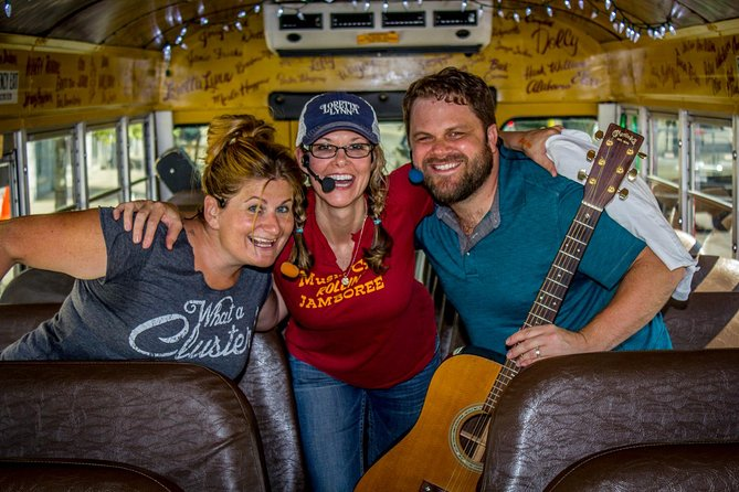 Nashville Music City Rollin' Jamboree Comedy, Country Music Sing-Along City Tour