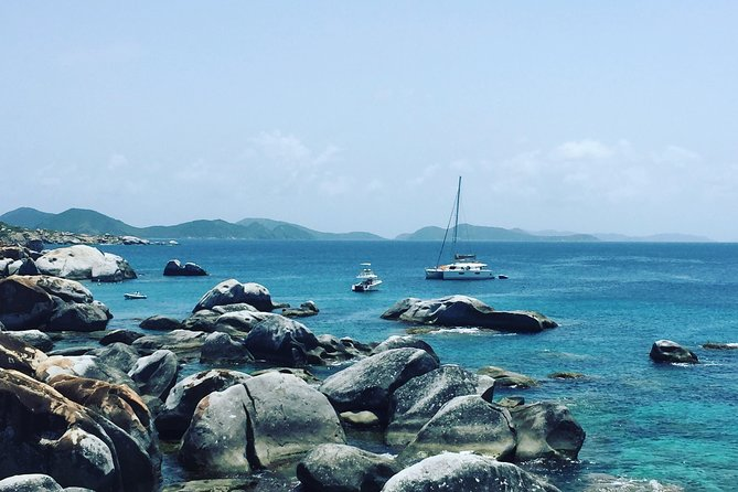 Private Boat Excursions around the US Virgin Islands