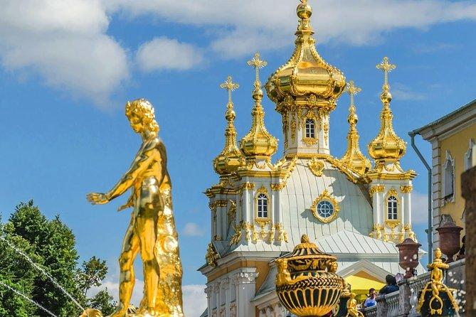 St Petersburg 2 Day COMFORT Visa Free Shore Experience