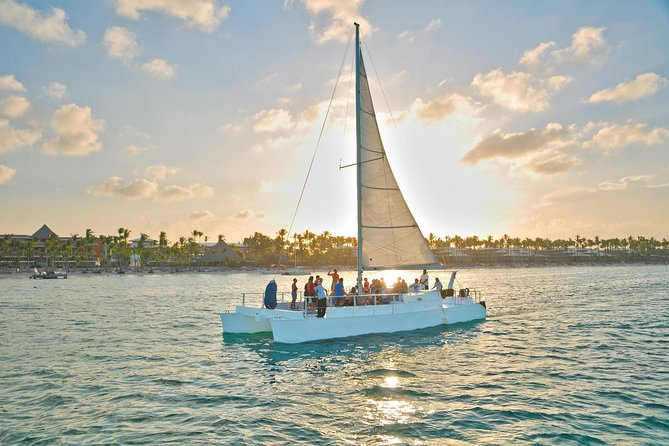 Happy Hour Sailing Cruise from Punta Cana