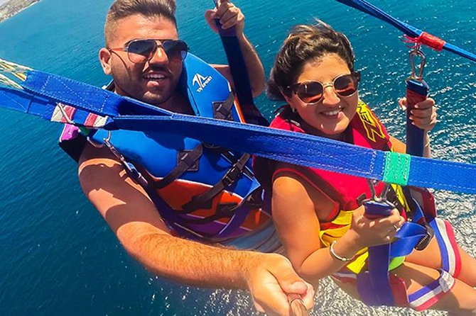 Half-Day Tour: Parasailing & Snorkeling Cruise from Punta Cana