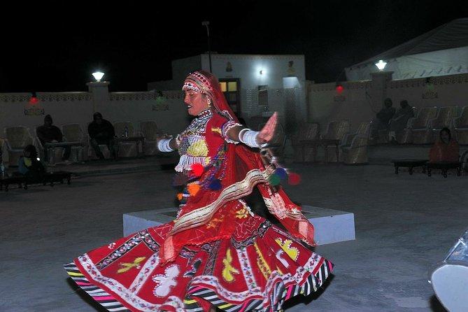 Cultural Show in Great Thar Desert